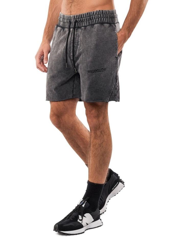 ES Fleece Short Black image 2
