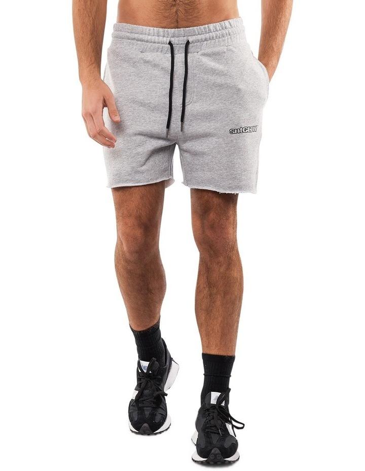 ES Fleece Short Grey image 1