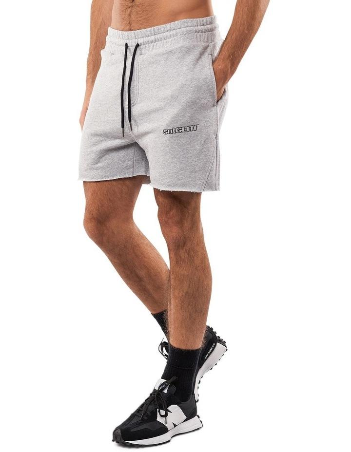 ES Fleece Short Grey image 2
