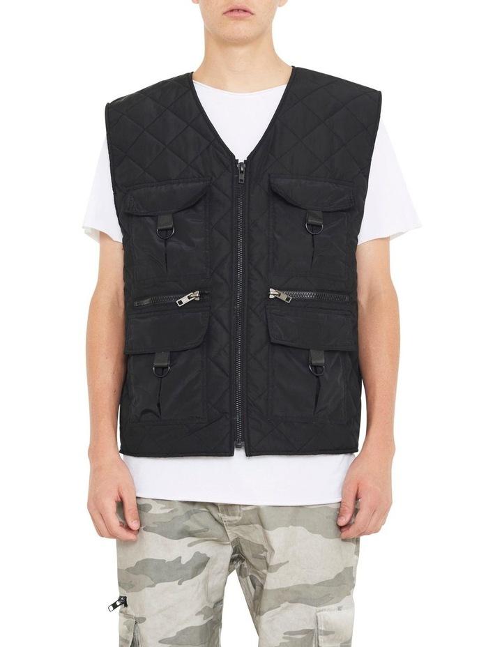 Oak Utility Welted Vest image 1