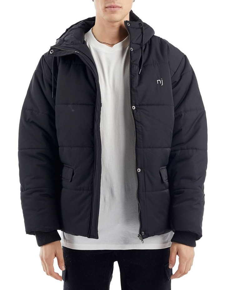 Bower Puffer Jacket image 3