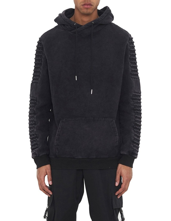 Montana Hood Sweater With Pin-Tuck Sleeve image 1