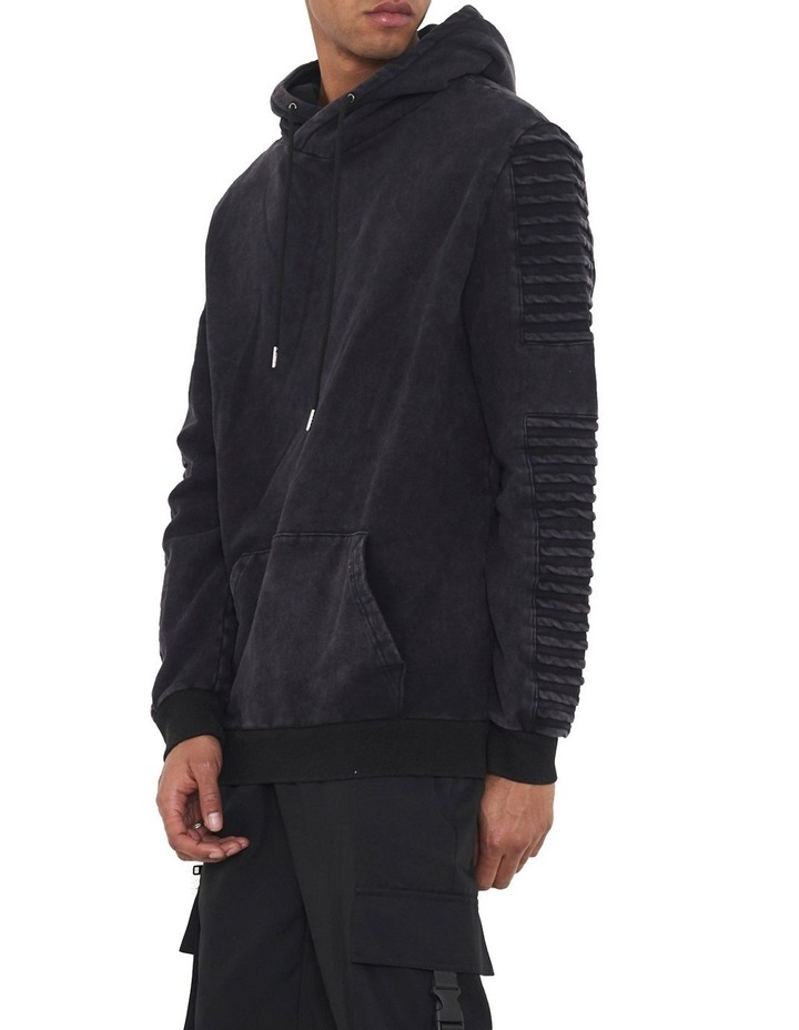 Montana Hood Sweater With Pin-Tuck Sleeve image 2