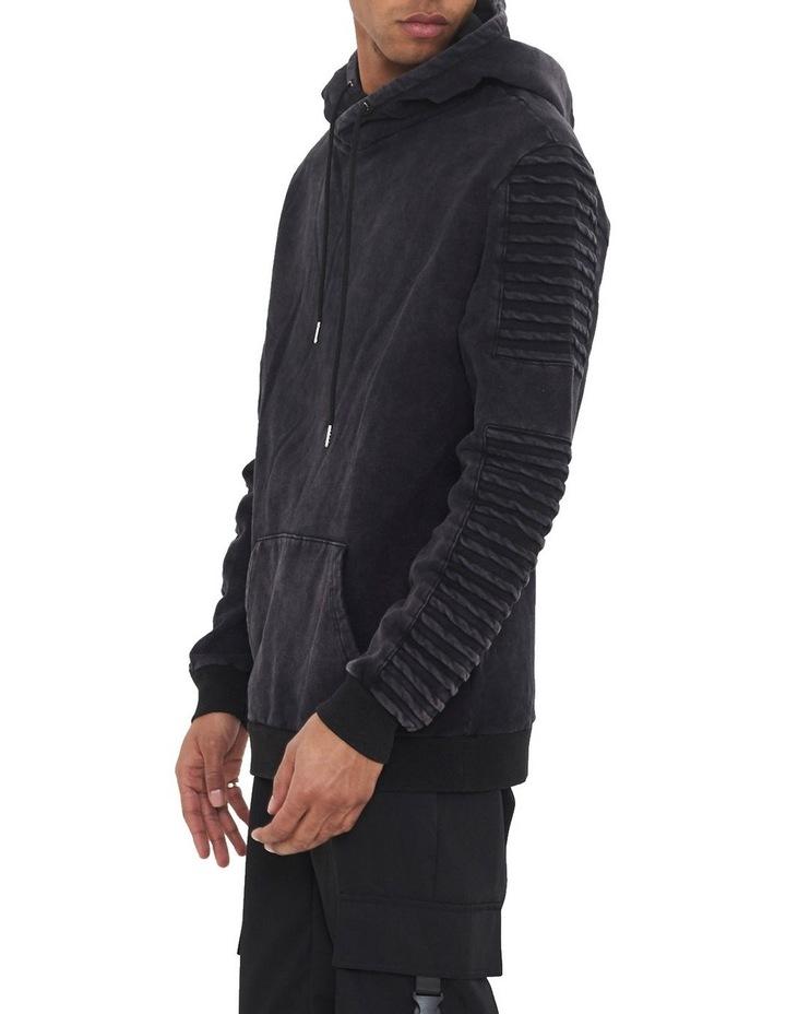 Montana Hood Sweater With Pin-Tuck Sleeve image 3