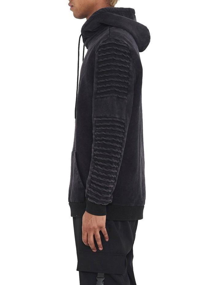 Montana Hood Sweater With Pin-Tuck Sleeve image 4