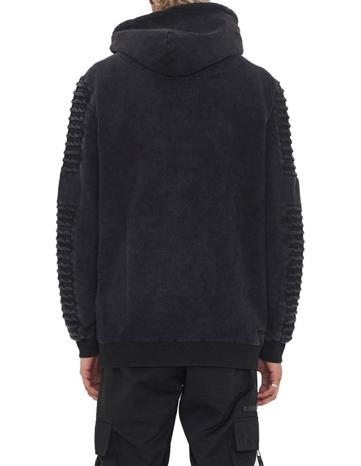 Montana Hood Sweater With Pin-Tuck Sleeve image 5