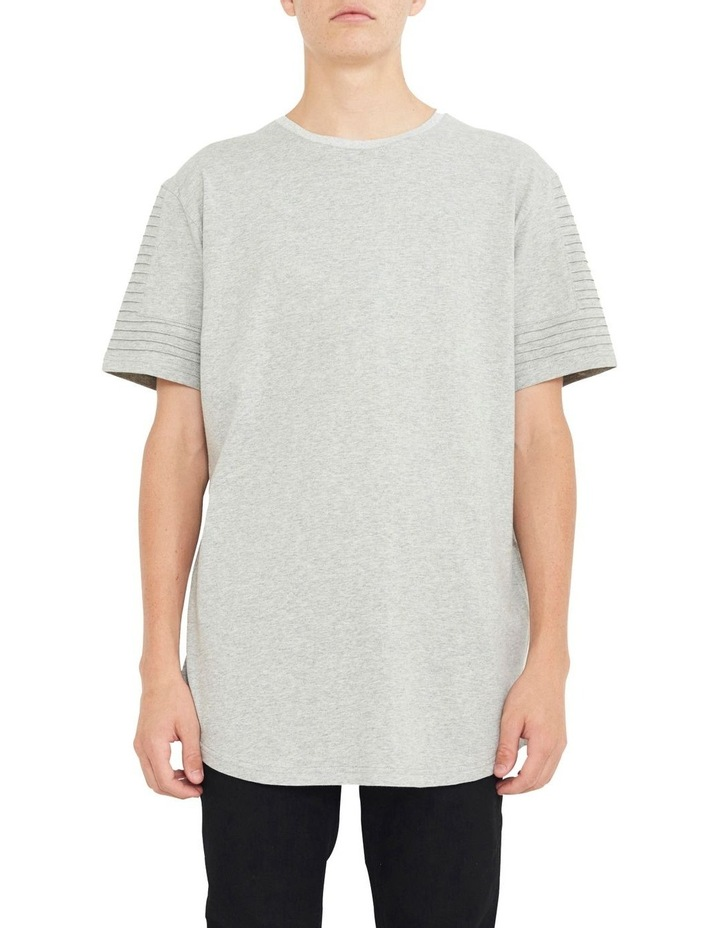 Maverick T-Shirt With Pin Tuck Sleeve image 1