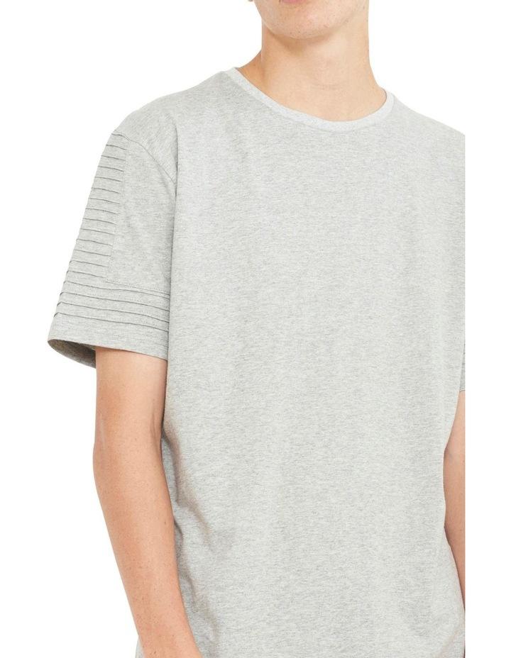 Maverick T-Shirt With Pin Tuck Sleeve image 2