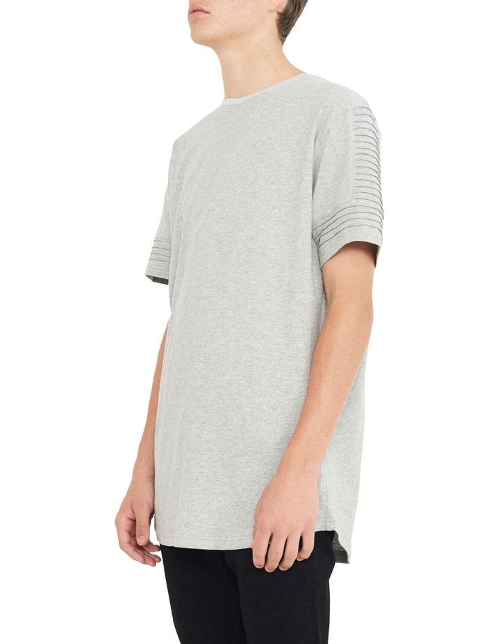 Maverick T-Shirt With Pin Tuck Sleeve image 3