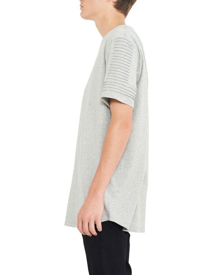 Maverick T-Shirt With Pin Tuck Sleeve image 4