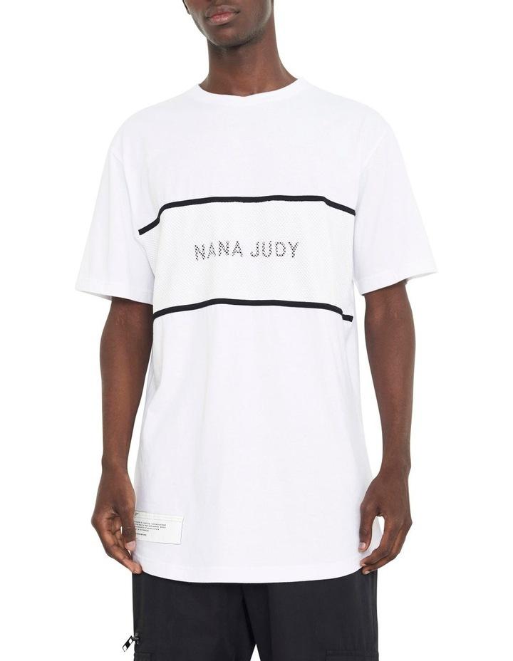 Everton T-Shirt With Mesh Panel Design image 1