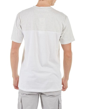 White Marl White colour