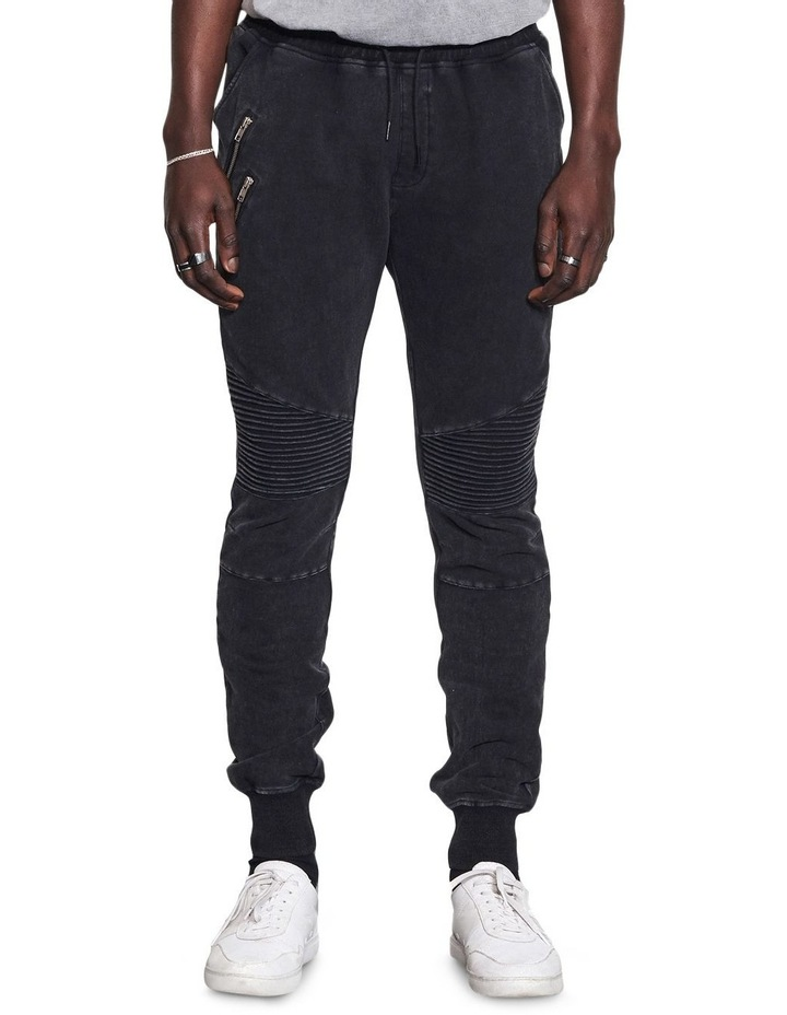 Bleecker Jogger Pant With Moto Knee Design image 1