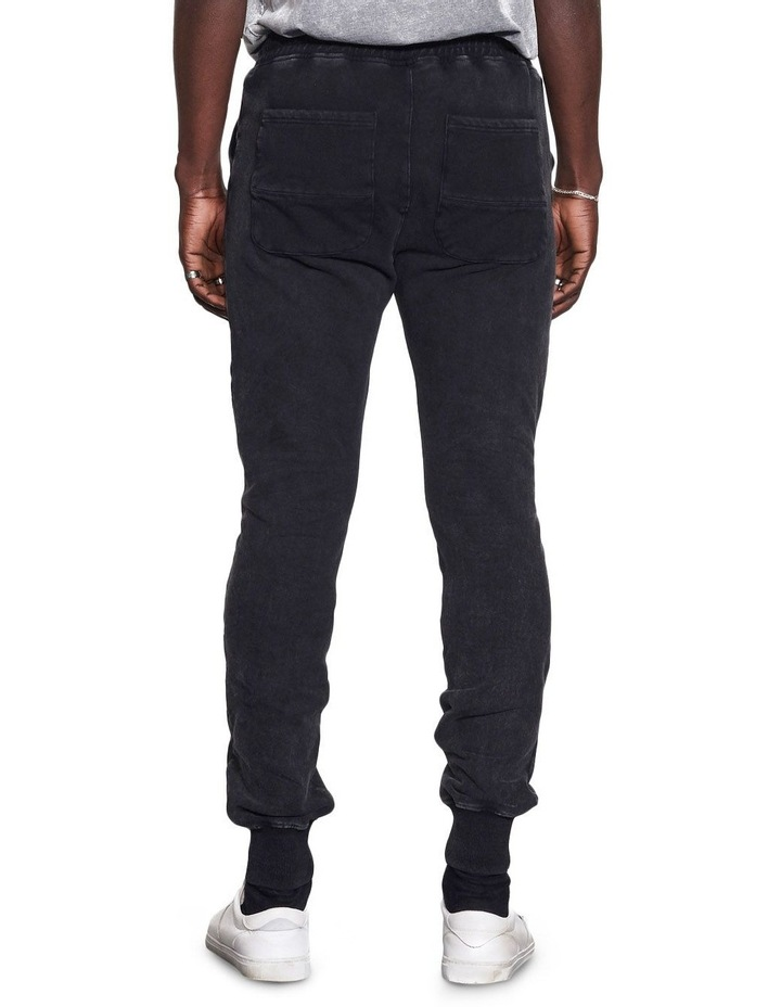 Bleecker Jogger Pant With Moto Knee Design image 7