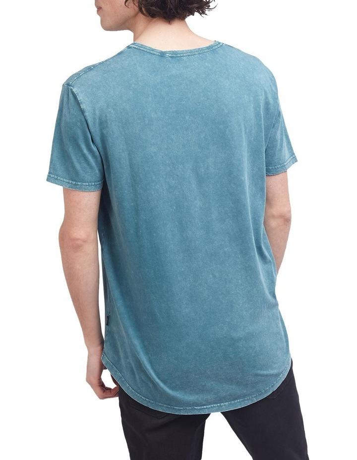 Acid Tail Tee Blue image 2