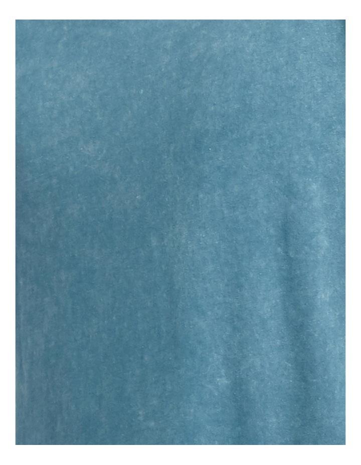 Acid Tail Tee Blue image 4
