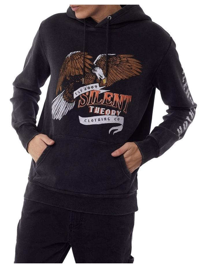 King Eagle Hoody image 2