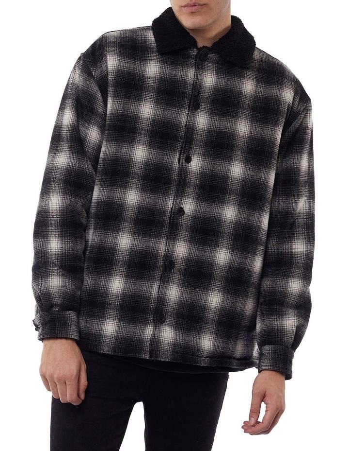 Shadow Checked Jacket image 4