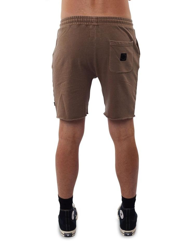 Core Fleece Short Brown image 2