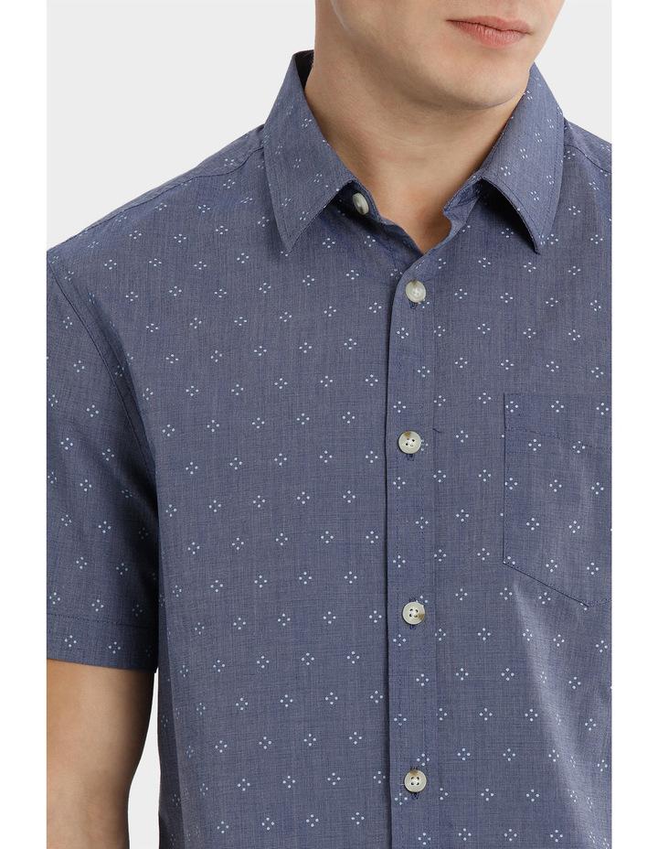 Tararua Micro Print Short Sleeve Shirt image 4