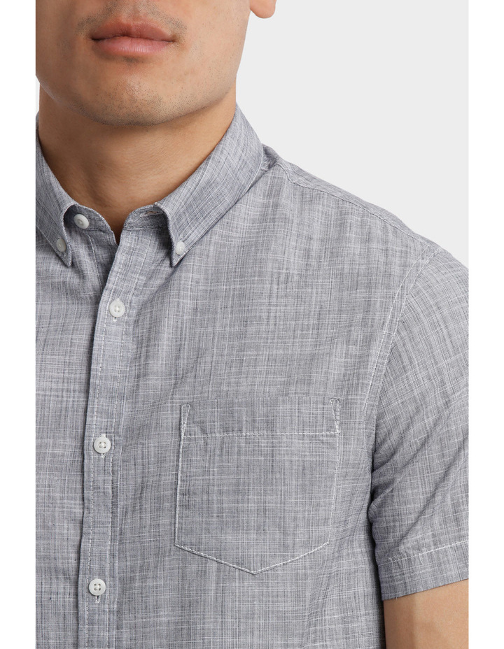 Honolua Slub Short Sleeve Shirt image 4