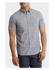 Maddox - Honolua Slub Short Sleeve Shirt