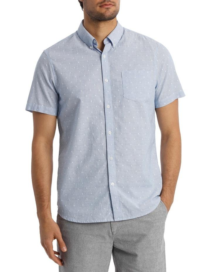 Lagos Dobby Short Sleeve Shirt image 1