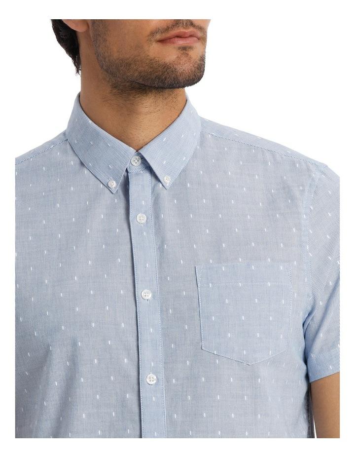 Lagos Dobby Short Sleeve Shirt image 4