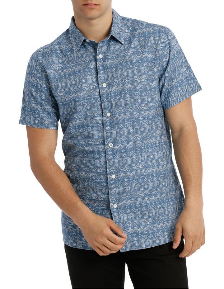 Foros Print Short Sleeve Shirt image 1