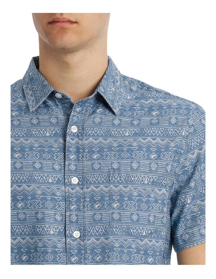Foros Print Short Sleeve Shirt image 3