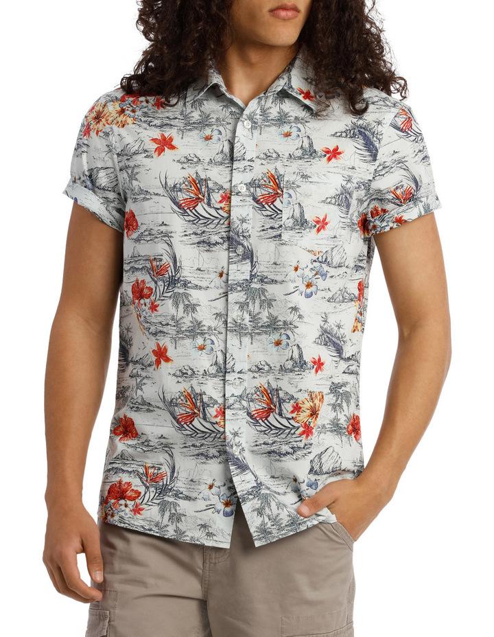 Palm Cove Print Shirt image 1
