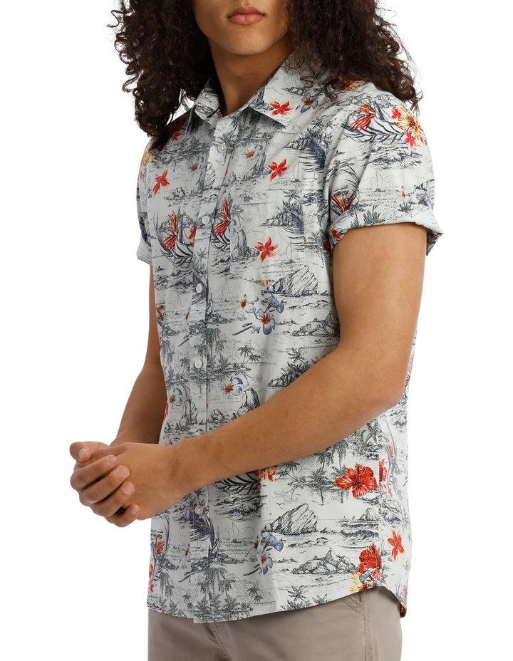 Palm Cove Print Shirt image 2