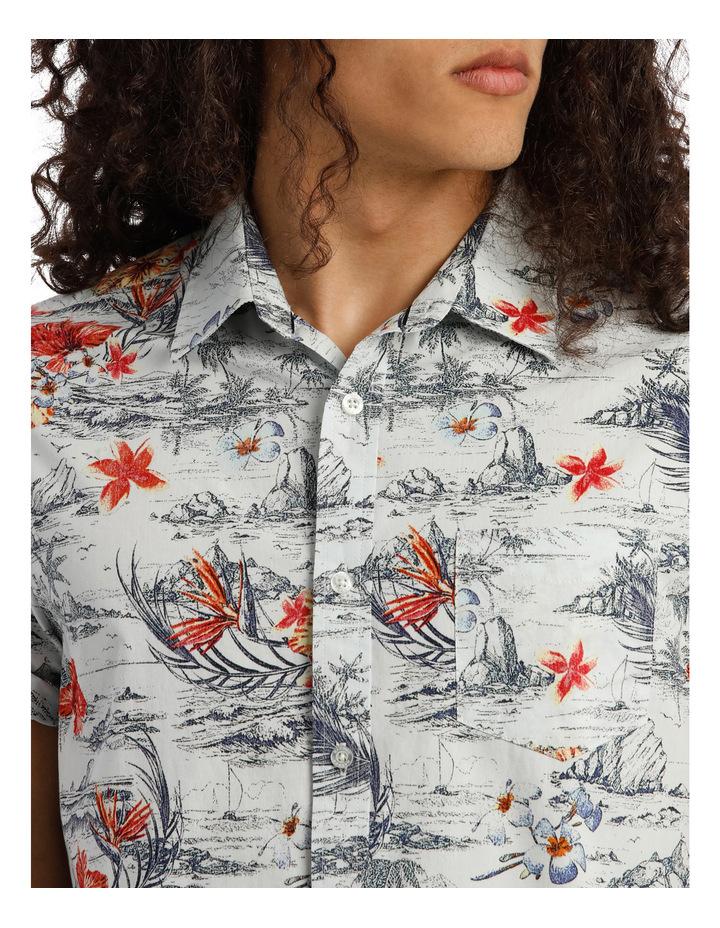 Palm Cove Print Shirt image 4