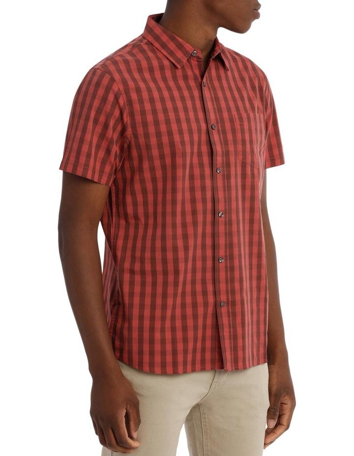 Sun Bleach Check Shirt image 2