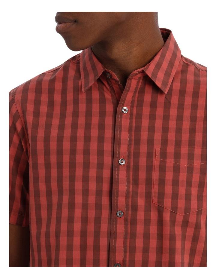 Sun Bleach Check Shirt image 4