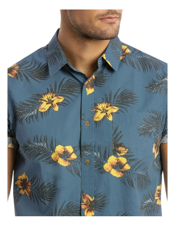 Indigo Resort Print Shirt image 4
