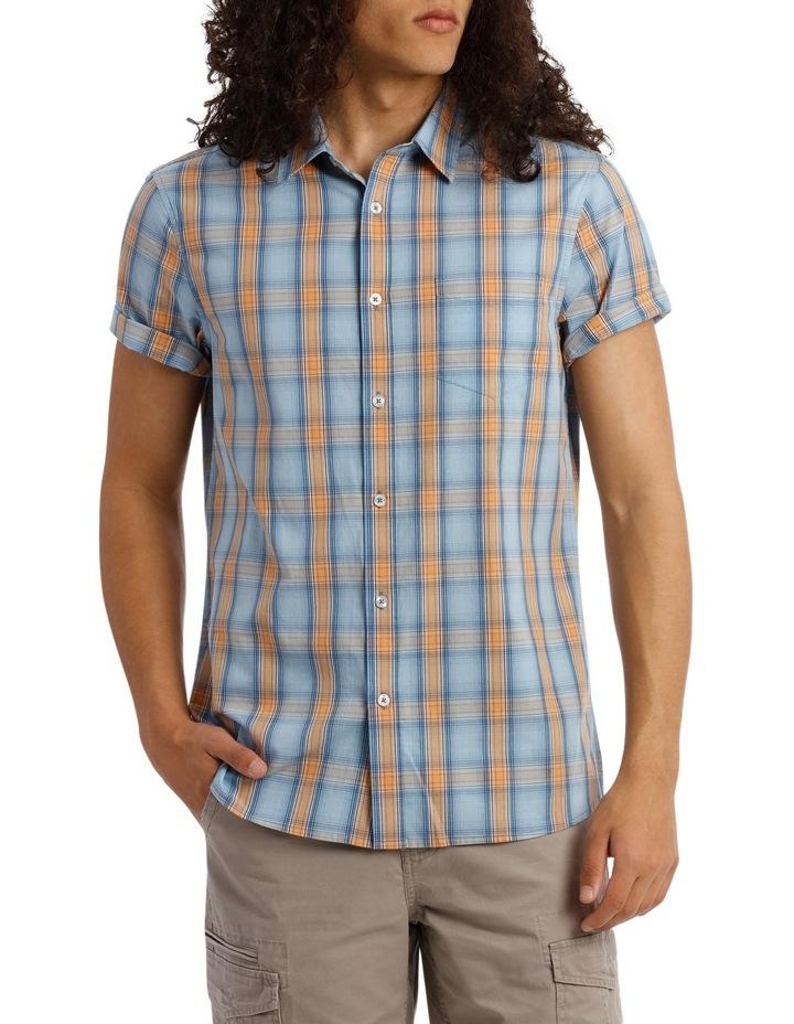 Sunrise Short Sleeve Check Shirt image 1