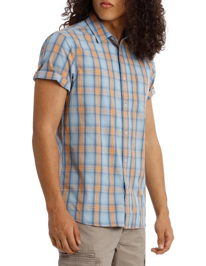 Sunrise Short Sleeve Check Shirt image 2
