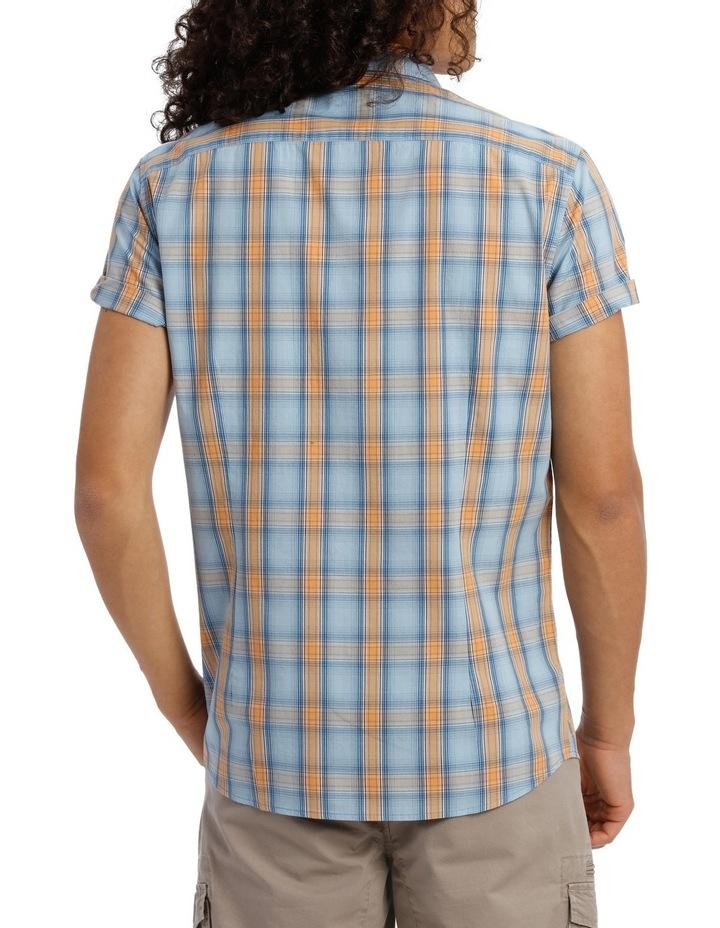 Sunrise Short Sleeve Check Shirt image 3