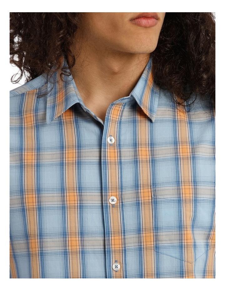 Sunrise Short Sleeve Check Shirt image 4