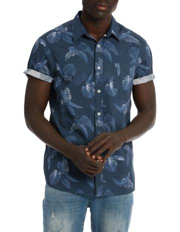 Maddox Amazon Short Sleeve Print Shirt 42862156435