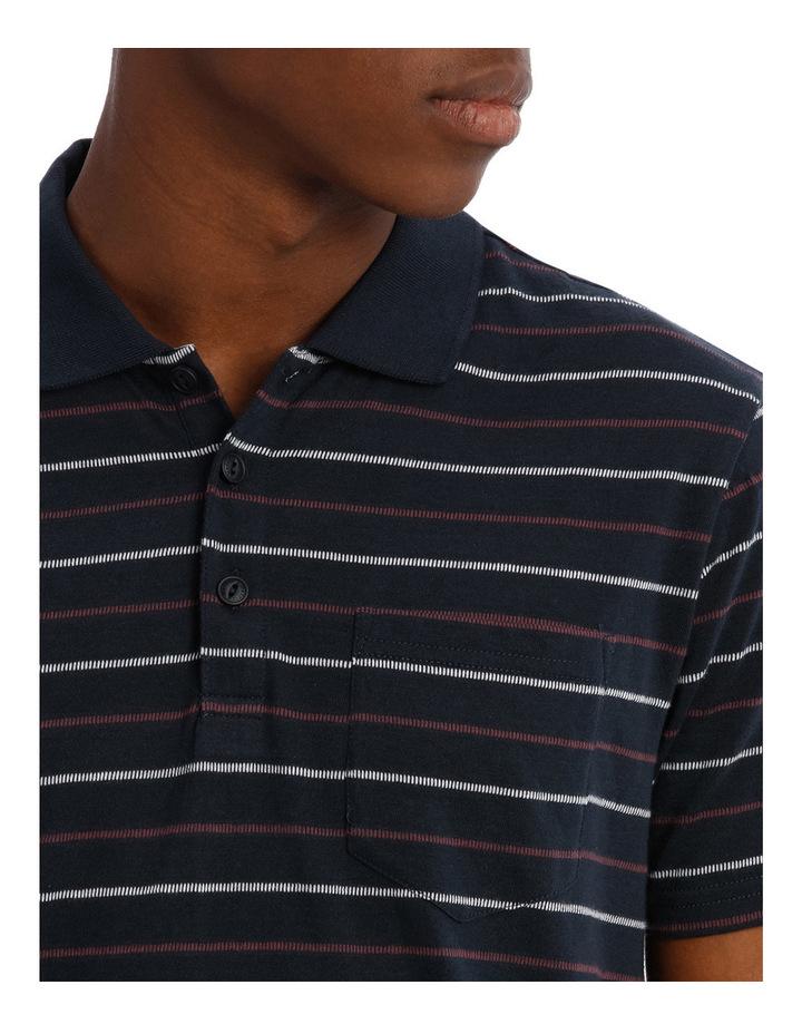 Portsea Stripe Polo image 4