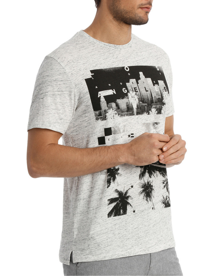 Jericho Placement Print Tee image 2