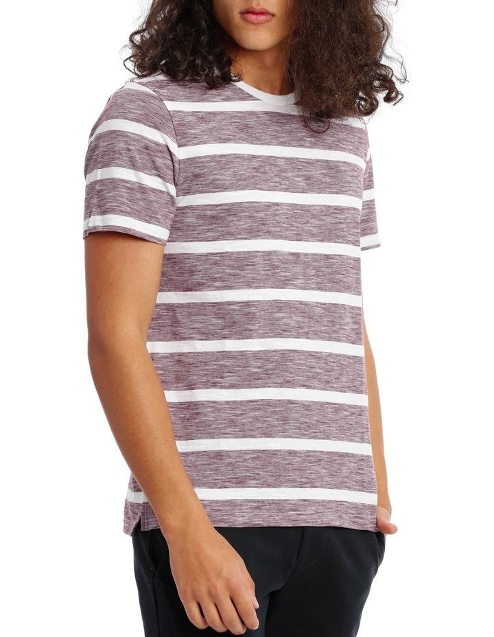 Burleigh Crew Neck Stripe Tee image 2