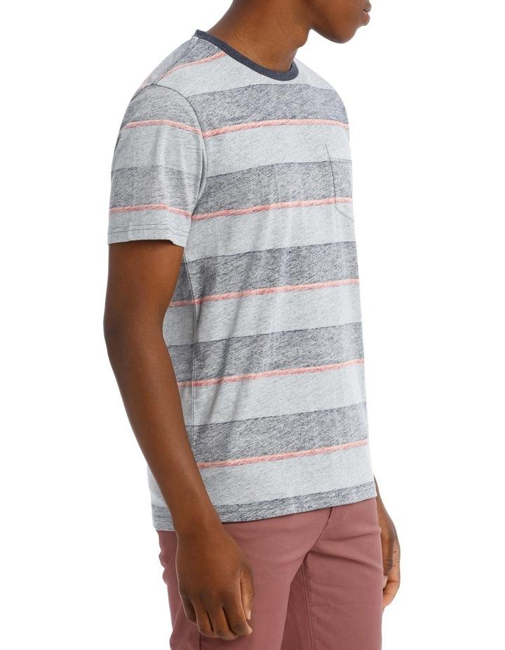 Torquay Reverse Stripe Tee image 2