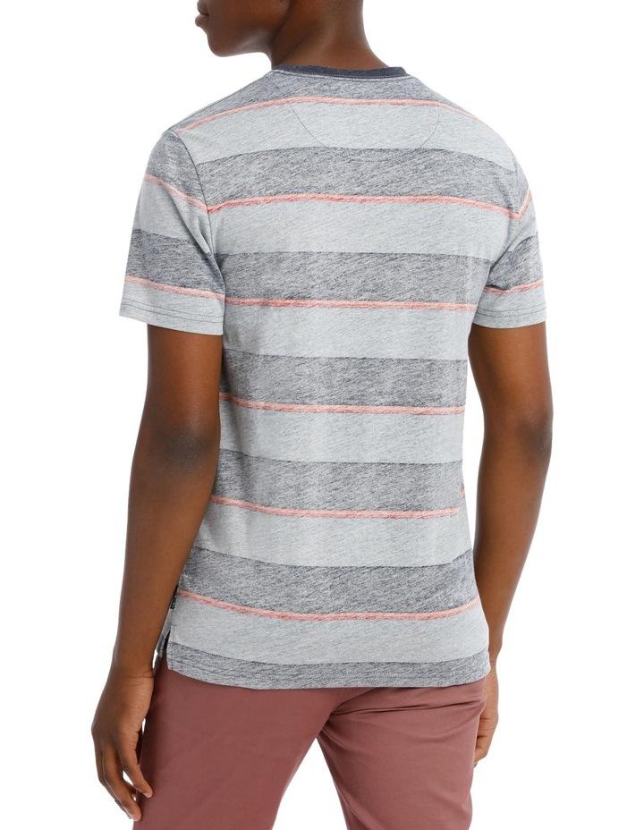 Torquay Reverse Stripe Tee image 3