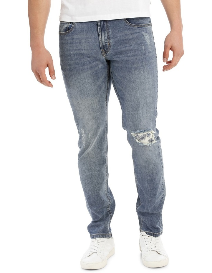 Slater Ripped Jean image 1