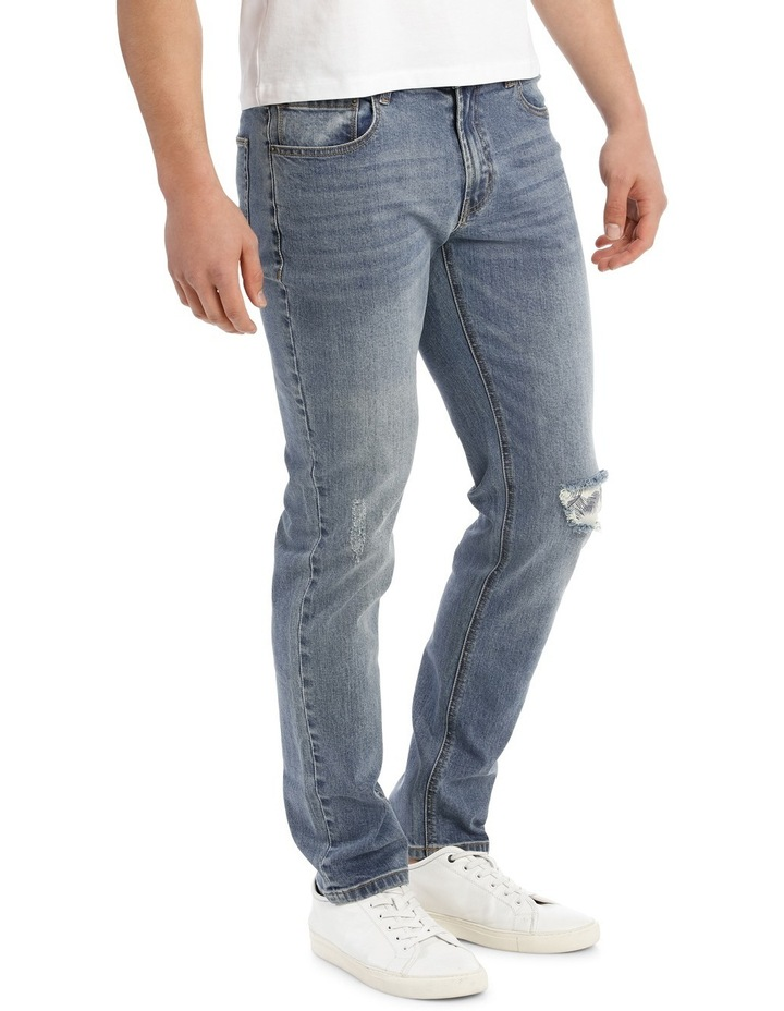 Slater Ripped Jean image 2