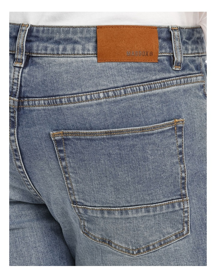 Slater Ripped Jean image 4