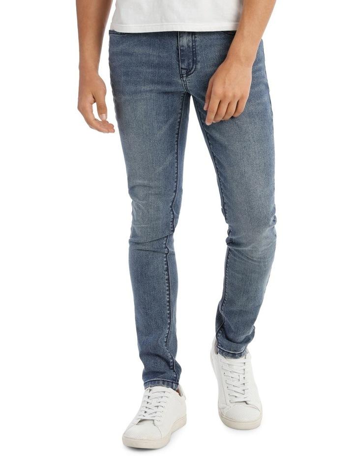 Zack 2 Skinny Jean image 1